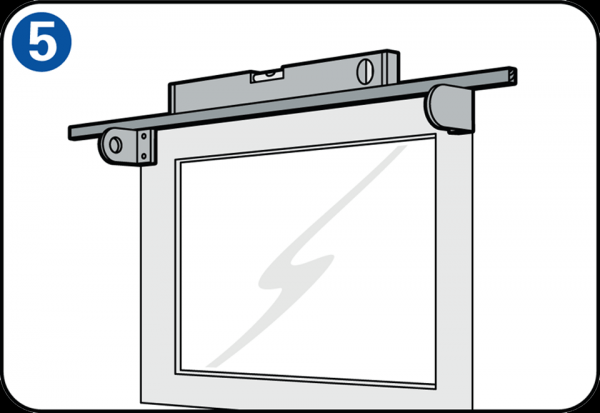 Fijar y colgar una persiana enrollable paso a paso - Colocar persiana enrollable ...